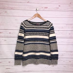 Vince wool / cotton blend sweater
